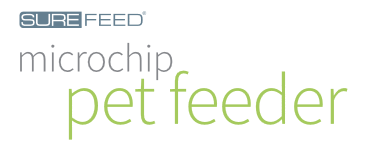 Logo Microchip SURE FEED