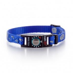 Collare Reflecting Blu