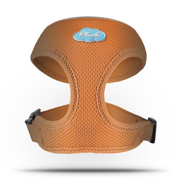 Curli Pettorina Basic Air-Mesh Arancione