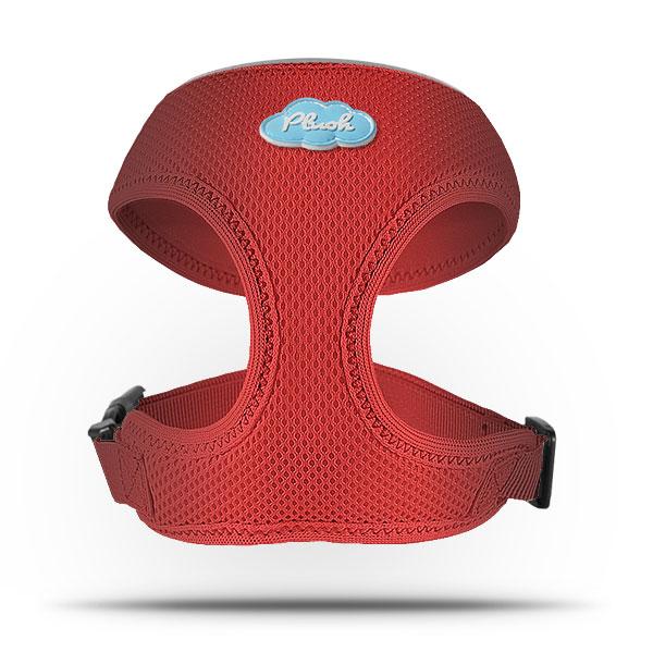 Curli Pettorina Basic Air-Mesh Rosso