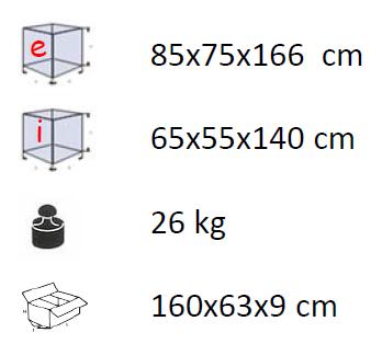 Caratteristiche Modello Damo 501