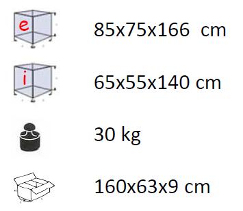 Caratteristiche Modello Damo 502
