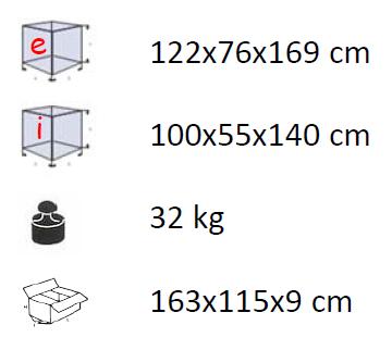Caratteristiche Modello Damo 503